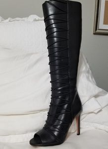 Vince Camuto boots size 36 1/2 Fit like 6